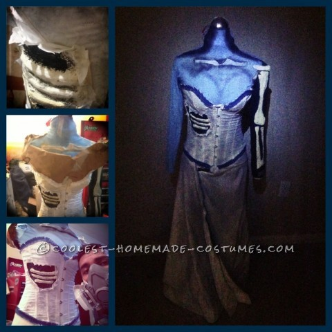 Awesome Handmade Tim Burton's Corpse Bride Costumes