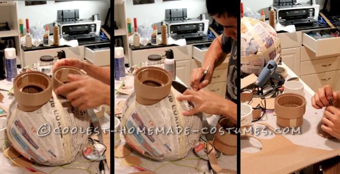 Creative Tim Burton's 9 the Movie Costume - 5