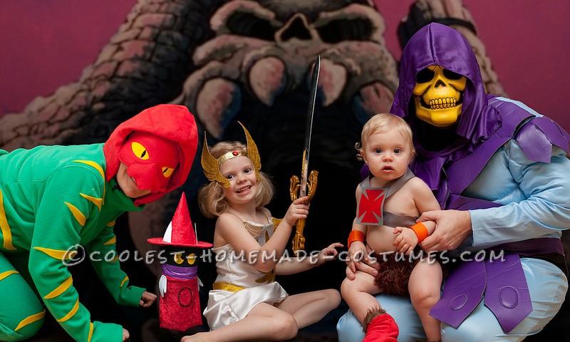 Heman and Family
