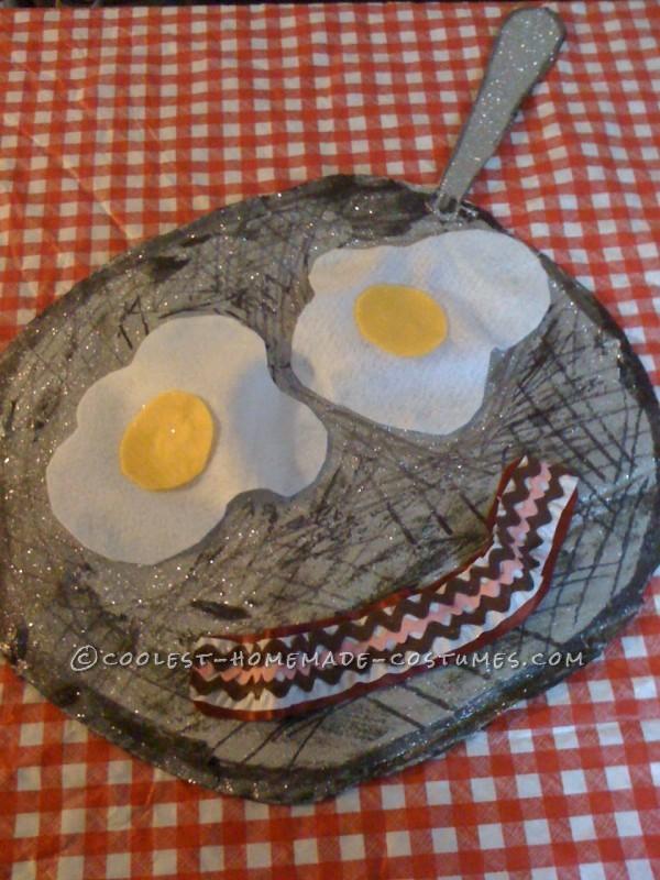 Homemade Hot Breakfast Costume Idea - 1