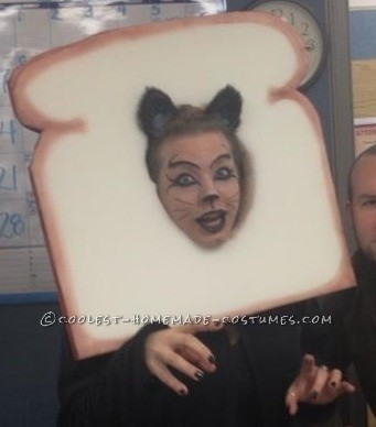 Last-Minute In-Bred Cat Meme Homemade Halloween Costume