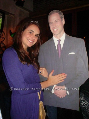 Kate Middleton Engagement Photo Costume (Prince Included!)