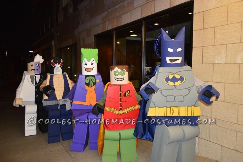 Lego Batman Costumes