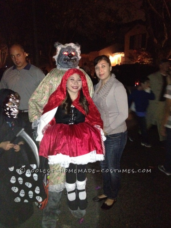 Marissa & Mom Halloween 2012