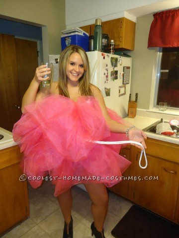 Loofah and Soap Couple Halloween Costume