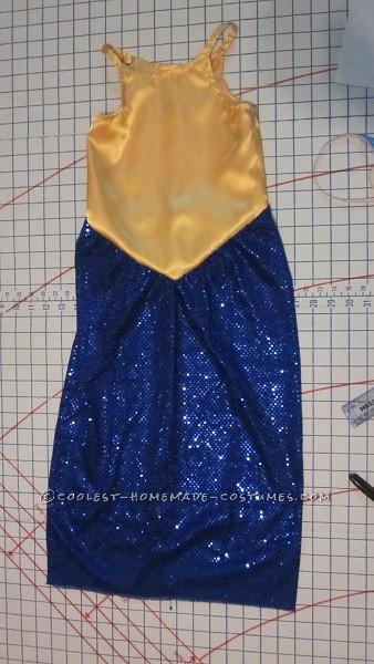 """Magical"" Mermaid CostumeW"