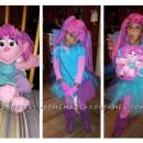 Cutest Abby Cadabby Homemade Costume for a Girl