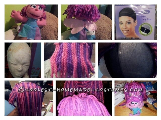 Making The Wig