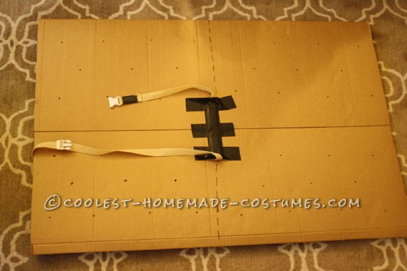 Awesome Homemade 'Smores Family Halloween Costume - 5