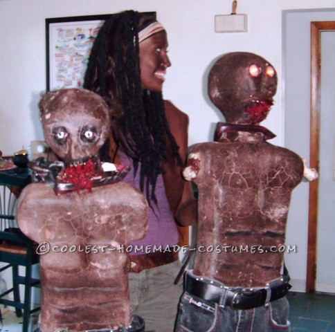 Creepy Michonne Costume from The Walking Dead - 8