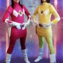 Morph into a Power Ranger Costume the Fun, Easy Way!