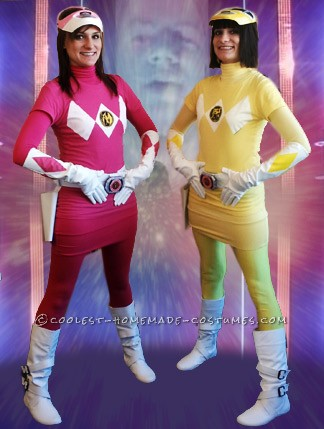 Morph into a Power Ranger Costume the Fun, Easy Way!