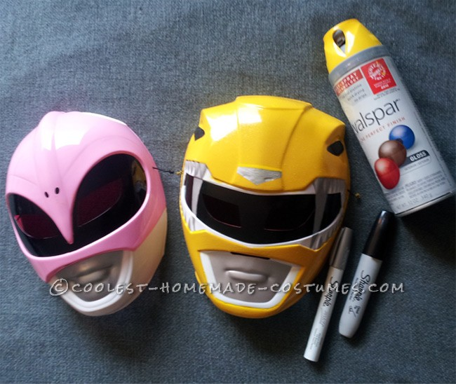 Morph Into A Power Ranger Costume The Fun Easy Way