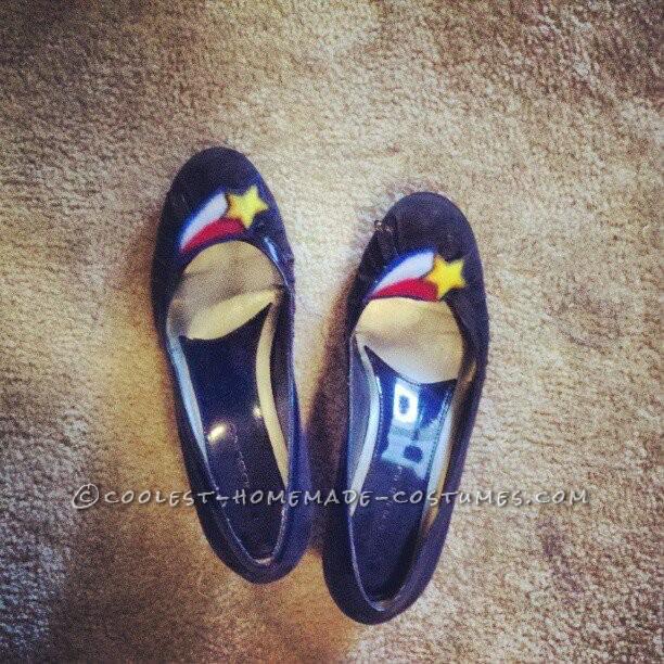 Ms. Frizzle's Shoes