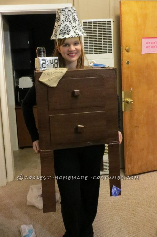 Original DIY Halloween Costume: My First One Night Stand…