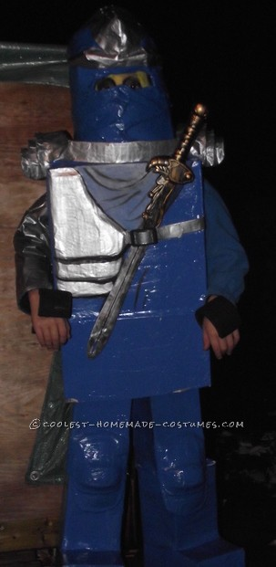 I really love and enjoy making my own costume of Halloween for my children.But this one is one of my favorite but the longuest and harder one that
