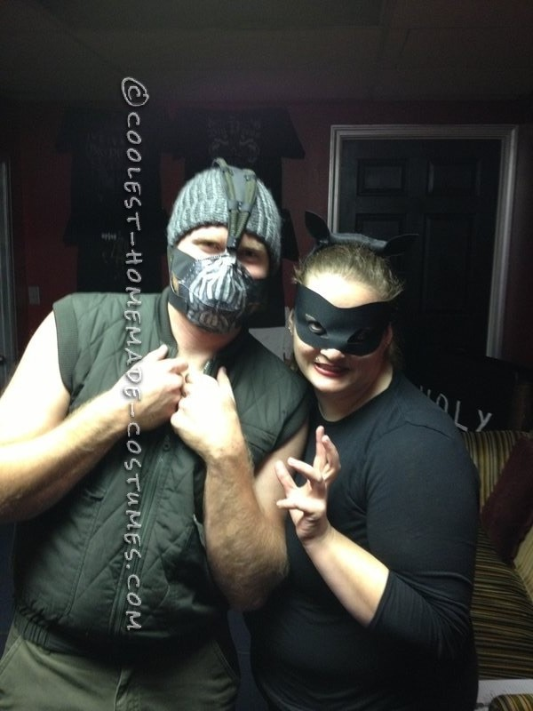 On-a-Whim Bane Costume - 5