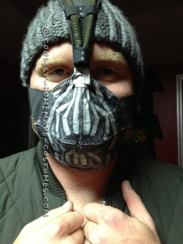 On-a-Whim Bane Costume