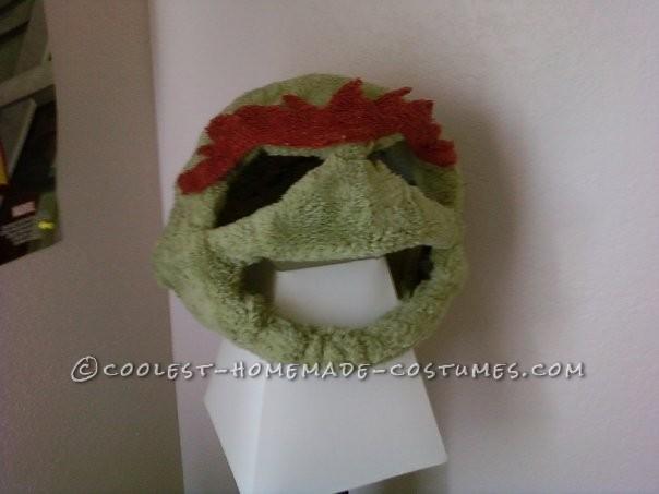 Coolest DIY Oscar the Grouch Costume - 2