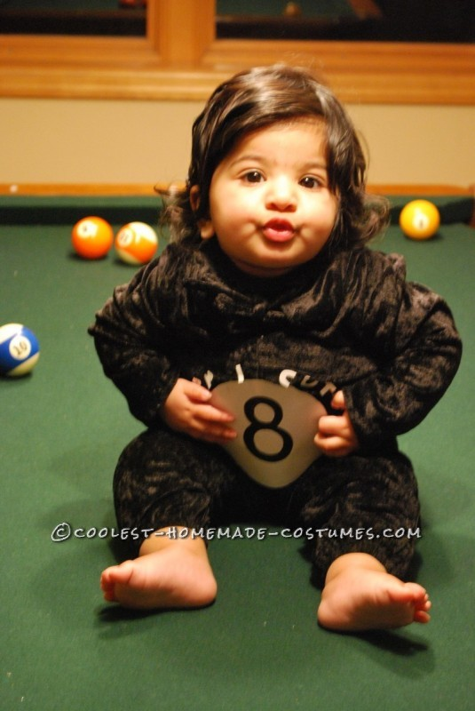 Our Little Magic 8 Ball Baby Costume - 5