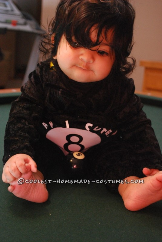 Our Little Magic 8 Ball Baby Costume - 2