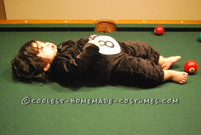 Our Little Magic 8 Ball Baby Costume - 1