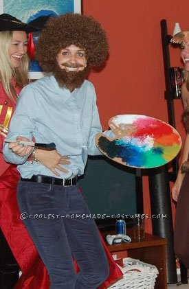 Perfect Bob Ross (For a female)