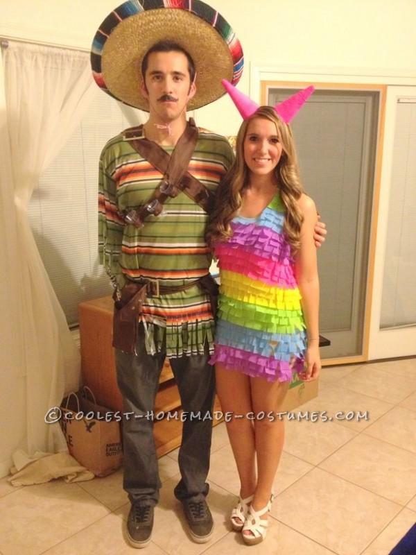 Mexican and his Pinata