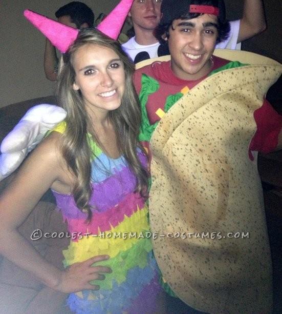 Pinata and Taco