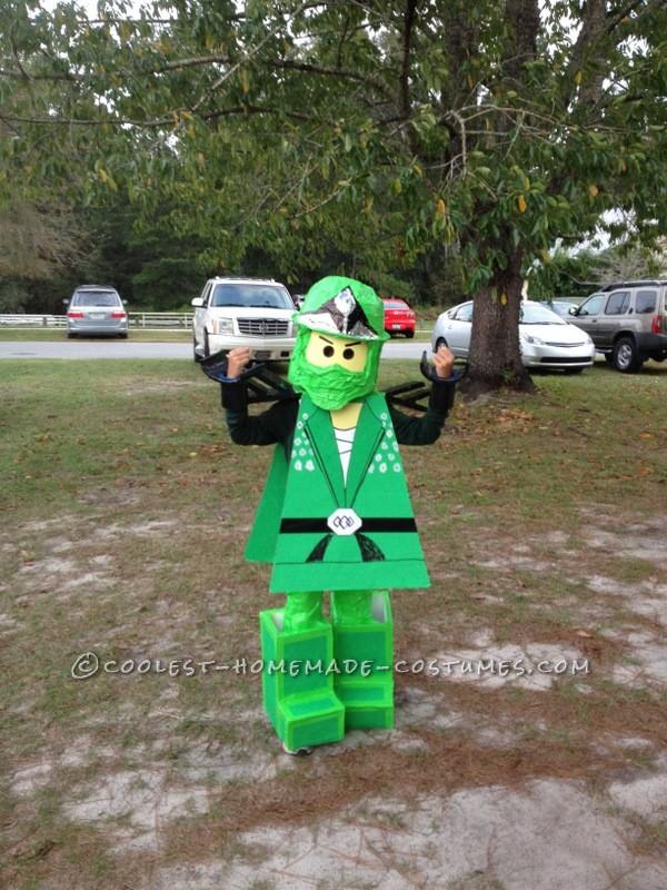 The green ninja!