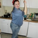 Cool Rosie the Riveter Costume
