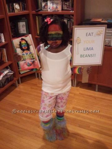 Cute Camilla Cream Costume from A Bad Case of Stripes