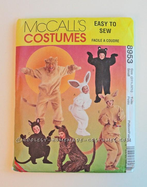 Creative Tim Burton's 9 the Movie Costume - 15