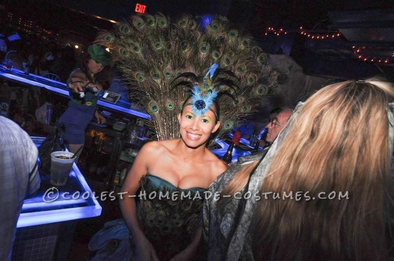 Sexy Peacock Costume - 5