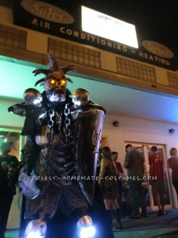 Awesome Skovslayer Undead Monster Costume