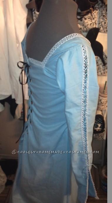 Underdress back