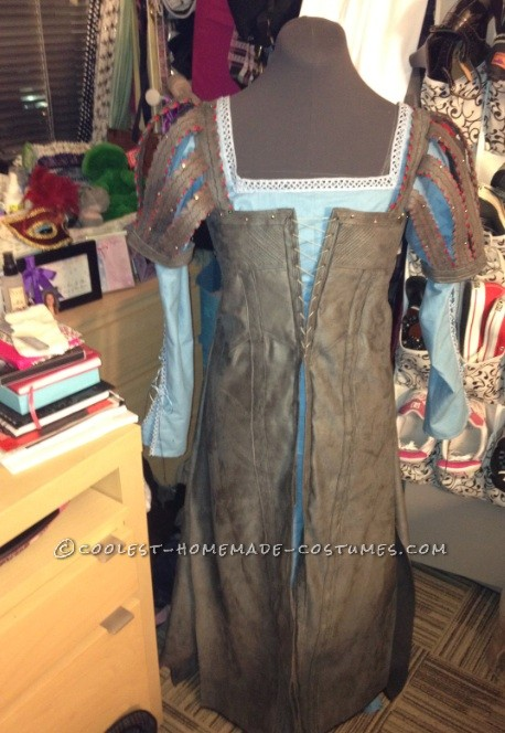 Handmade Snow White Dress from Show White and the Huntsman