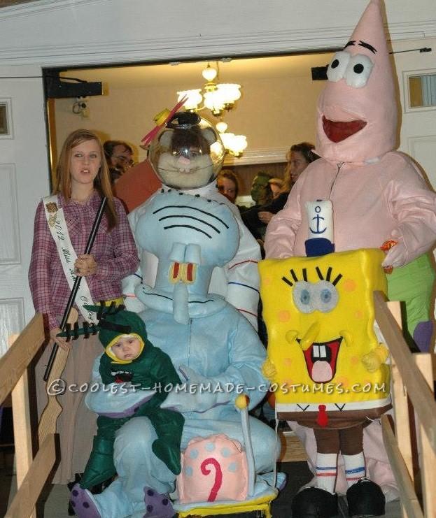 The Spongebob Gang!