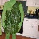 Super Easy Jolly Green Giant Costume