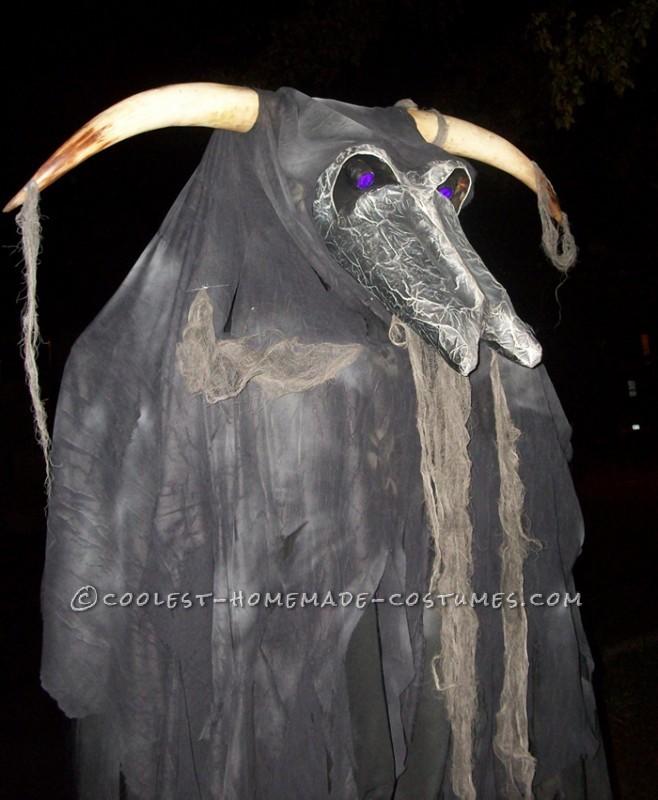 The Beast, Wraith, Soulsucker Costume on Stilts - 2