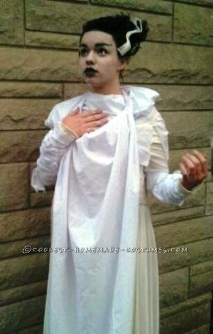 The Ultimate Bride of Frankenstein Costume