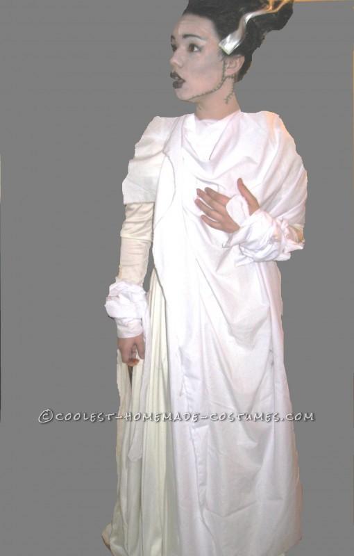 The Ultimate Bride of Frankenstein Costume