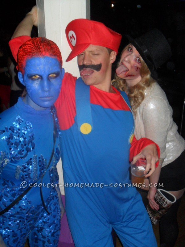 Like most people, I wanted to do something extra special for Halloween and I have always been a fan of making my own costumes for fancy dress events.