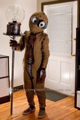 Creative Tim Burton's 9 the Movie Costume