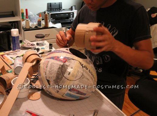 Creative Tim Burton's 9 the Movie Costume - 4