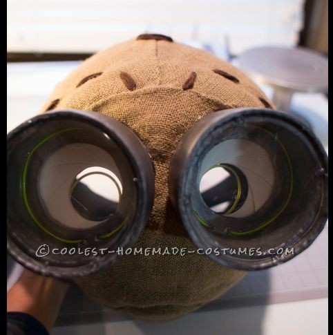 Creative Tim Burton's 9 the Movie Costume - 11