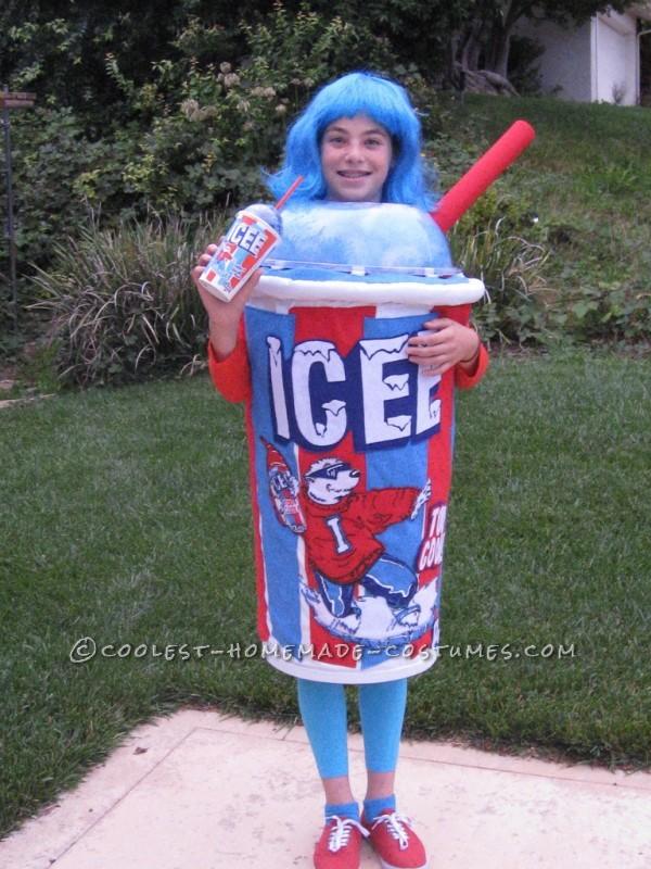 My Too Cool Icee Girl