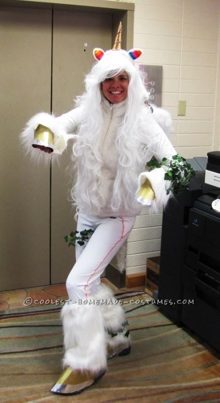Magically Impressive Unicorn Halloween Costume - 2