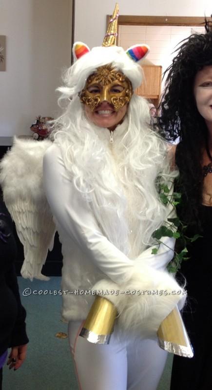 Magically Impressive Unicorn Halloween Costume - 1