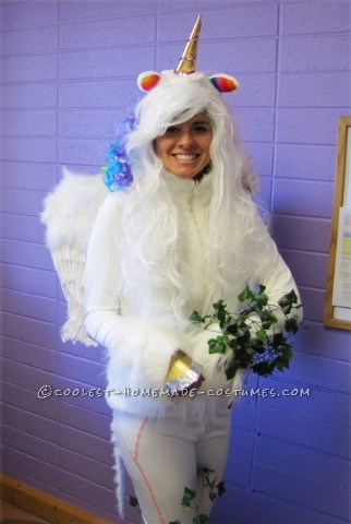 Magically Impressive Unicorn Halloween Costume